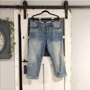 Pilcro & The Letterpress Hyphen Jeans